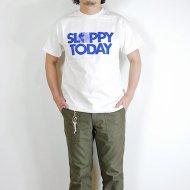SLOPPY/スラッピー<br/>SLOPPY TODAY プリントTee(WHITE)