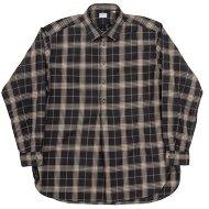 Workers(K&T H MFG Co.)<br/> Grandpa Shirt, Black Check
