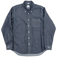 Workers(K&T H MFG Co.)<br/> Denim Modified BD, Indigo OW