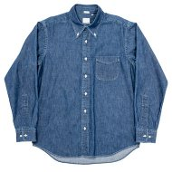 Workers(K&T H MFG Co.)<br/> Denim Modified BD, Indigo Washed
