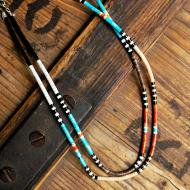 Indian Jewelry<br/>Santo Domingo  Necklace(type1)