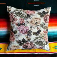 LIF<br/>GBL CUSHION(BEIGE FLOWER)