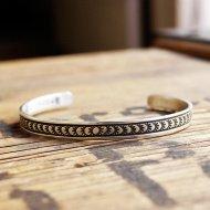 Indian Jewelry<br/>Bruce Morgan作バングル(A)