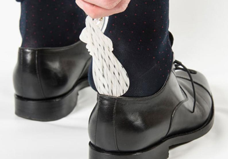 履き心地の良い靴べら
