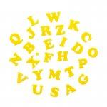 アイロン接着フェルトアップリケ アルファベット<J/K/L/M/N/O/P/Q/R>各1枚【リバース プロダクツ/Re:VERSE PRODUCTS】<img class='new_mark_img2' src='https://img.shop-pro.jp/img/new/icons5.gif' style='border:none;display:inline;margin:0px;padding:0px;width:auto;' />