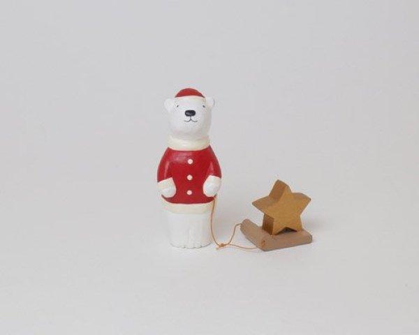 クリスマスシロクマサンタ