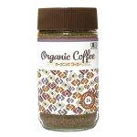 オーガニック インスタントコーヒー 100g【24 ORGANIC DAYS】