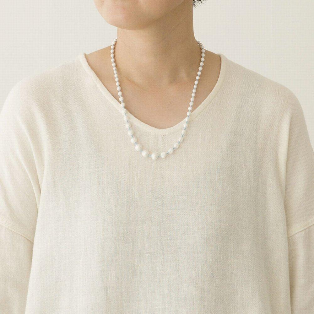 ミノ・ホワイト 着用イメージ