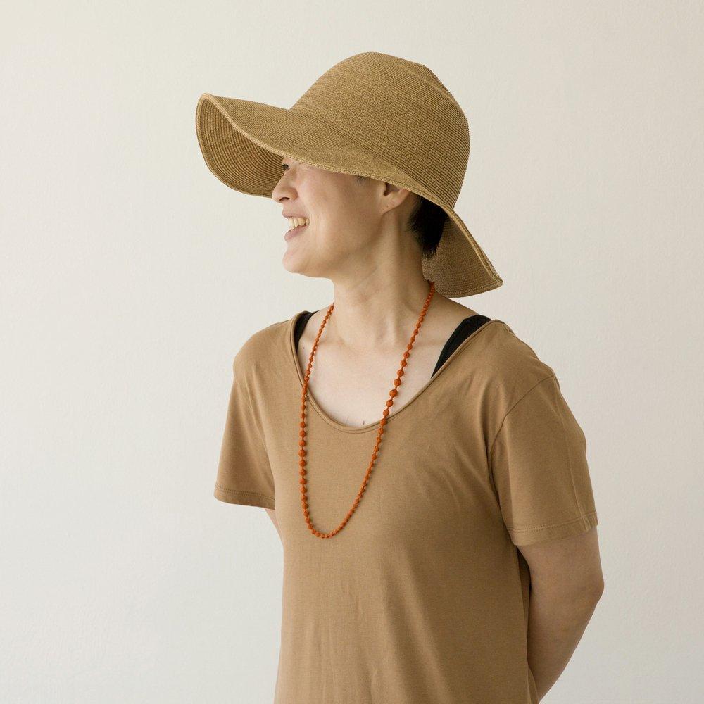 オーストラリア・オレンジ 着用イメージ