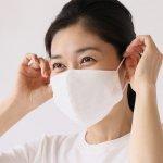 立体タイプでふんわりフィット洗える抗菌マスク<大人用>【スマイルコットン/Smile Cotton】