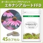 エキナシア/エキナセア 根 FFD エコパック<45cp>【ECLECTIC/エクレクティック】