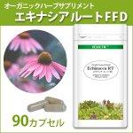 エキナシア/エキナセア 根 FFD エコパック<90cp>【ECLECTIC/エクレクティック】