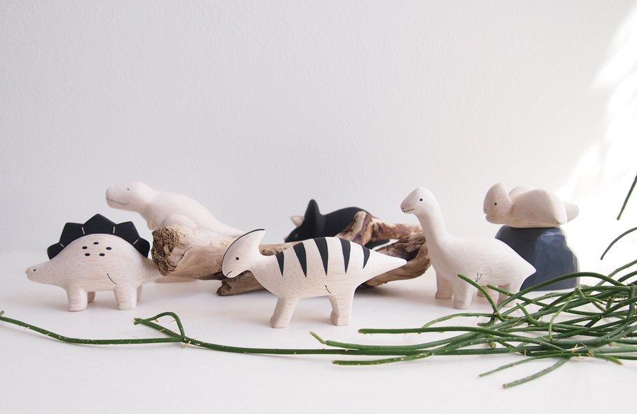 ぽれぽれ恐竜たち