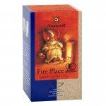 ★クリスマス限定★暖炉でくつろぐフルーツティー 18袋【ゾネントア/SonnentoR】