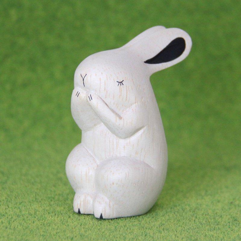 ぽれぽれ動物「ウサギ」