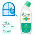 <新>エコベール トイレクリーナー 750ml【ecover】