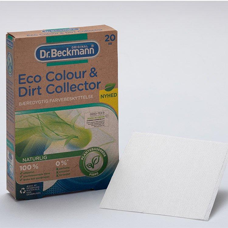 ドクターベックマン Ecoカラー&ダートコレクター 色移り防止シート
