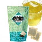 林農園の烏龍茶 1L用ティーバッグ 60g(5g×12包)【地球食/第3世界ショップ】
