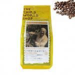 パウリーニョコーヒー<豆>中深煎り 200g【地球食/第3世界ショップ】
