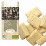 フェアトレード ホワイトチョコレート 100g【地球食/第3世界ショップ】