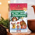 ≪クリスマス限定≫クリスマス カウントダウンのお茶 24袋 ※旧 アドベントのお茶【ゾネントア/SonnentoR】