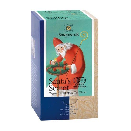 サンタさんの秘密のお茶 18袋【ゾネントア/SonnentoR】