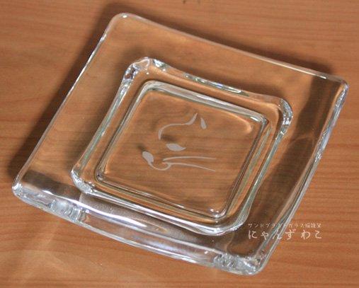 ガラストレイ(フラット型)T-1