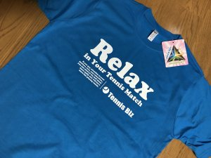 <img class='new_mark_img1' src='https://img.shop-pro.jp/img/new/icons25.gif' style='border:none;display:inline;margin:0px;padding:0px;width:auto;' />Relax Tシャツ/ターコイズ×ホワイト