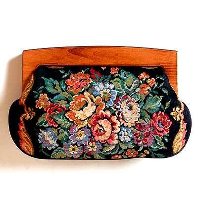 Vintage GobelinCLUTCH BAG