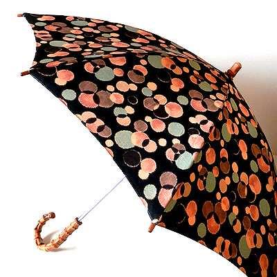レトロスタイル日傘