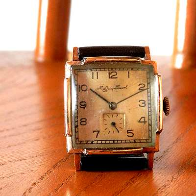 50's Mathey Tissot Vintage Watch