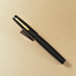 棗-NATSUME- M size(13.5mm)  黒エボナイト -Black-