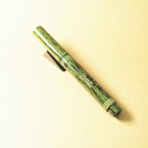 鏡花-KYOUKA- Mサイズ 若葉-Wakaba Yellowgreen- (軸径15mm)