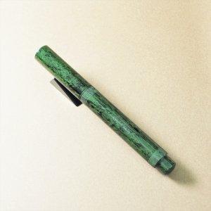 鏡花-KYOUKA- Mサイズ 薫風-Kunpuu Green- (軸径15mm)
