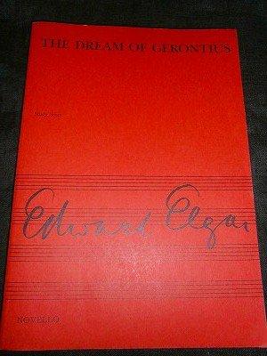 エルガー Edward Elgar / The Dream of Gerontius, Op. 38 full score