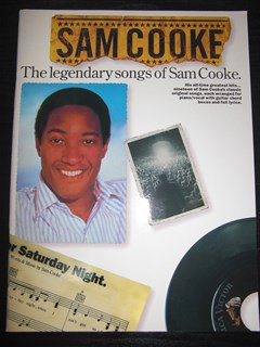 サム・クック sam cooke / The legendary songs of sam cooke        piano / vocal / guitar chord