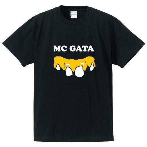 MCGATA  歯茎Tシャツ