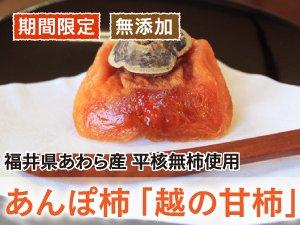 あんぽ柿『越の甘柿』