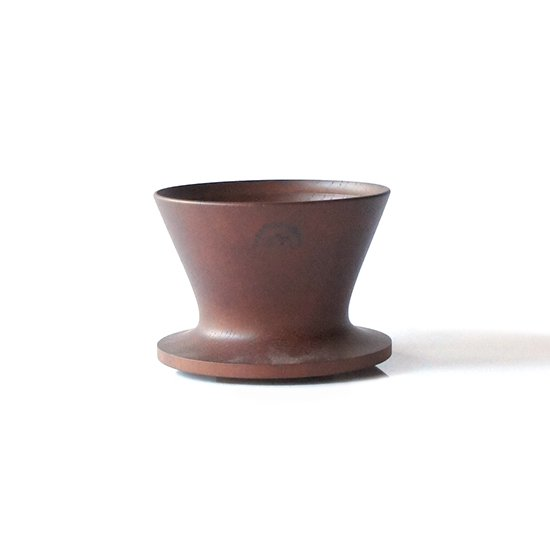 安清式 Wood Dripper 1~2 Cup / Brown