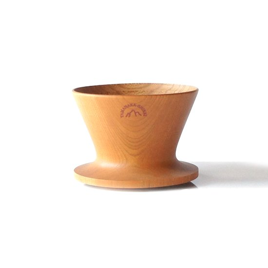 安清式 Wood Dripper 1~2 Cup / Natural