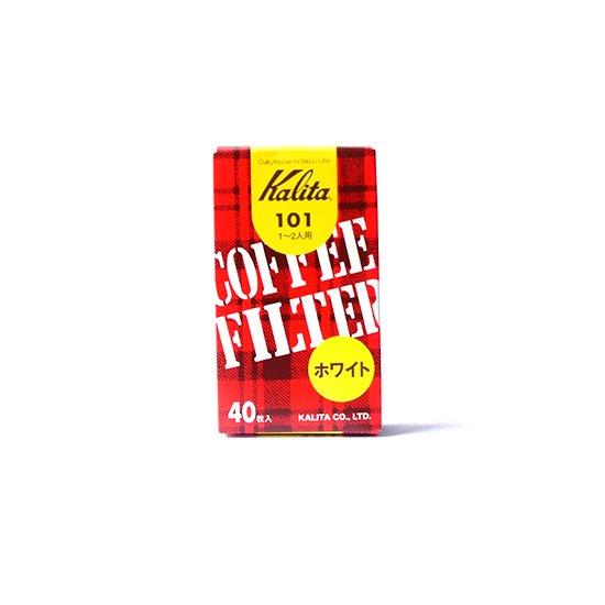 Kalita Coffee Filter 101F 40枚