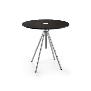 [����] 50774 ACRON Side table-Black / �ɥ���ZACK�ҤΥ��ƥ�쥹�������ǥ�����Υ����ɥơ��֥�
