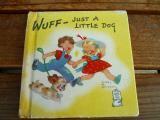 Wuff-just a little dog ファーザータックのリトル絵本