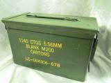 ☆CAL,50,12,7mm&5,56mm弾兼用AMMOBOX,☆