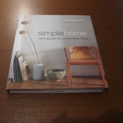 『simple home』 mark & sally bailey 1