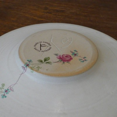 Karin Eriksson  (Mint plate small) 4