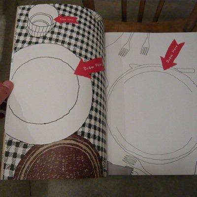マルティ・ギシェ 『FOOD BOOK』 2