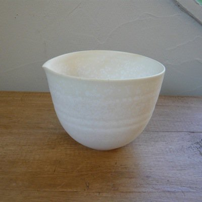 福岡彩子 sake bowl