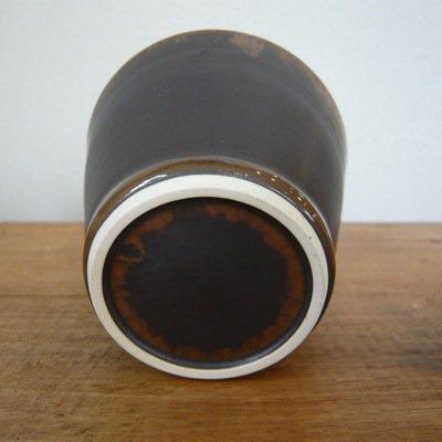 福岡彩子 mini Cup (brown) 4