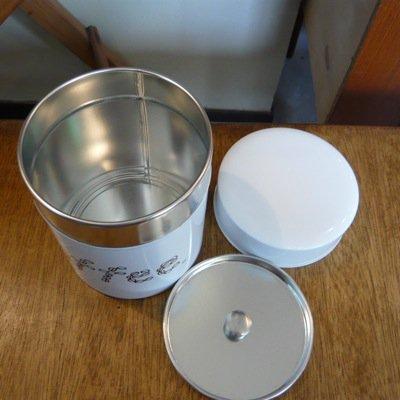 松尾ミユキ コーヒー缶 COFFEE(M)ホワイト3
